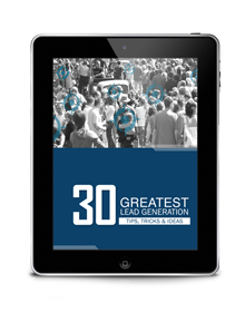 30 Ways To Increase Your Leads And Grow Your Business eBook